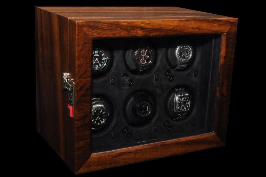 Watch Cellar 6 – ImbuiaWood