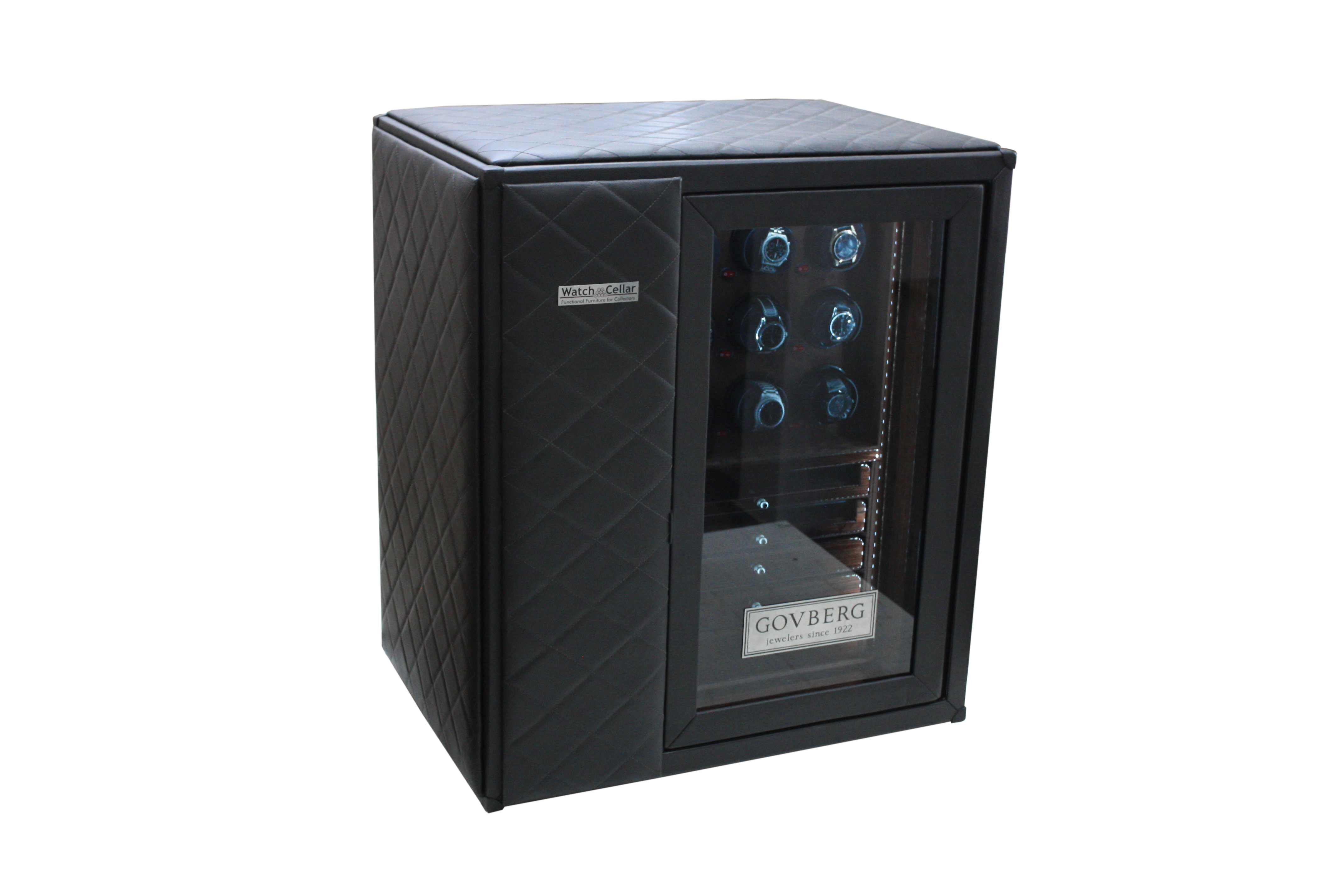 Custom Safe I – Watch Cellar