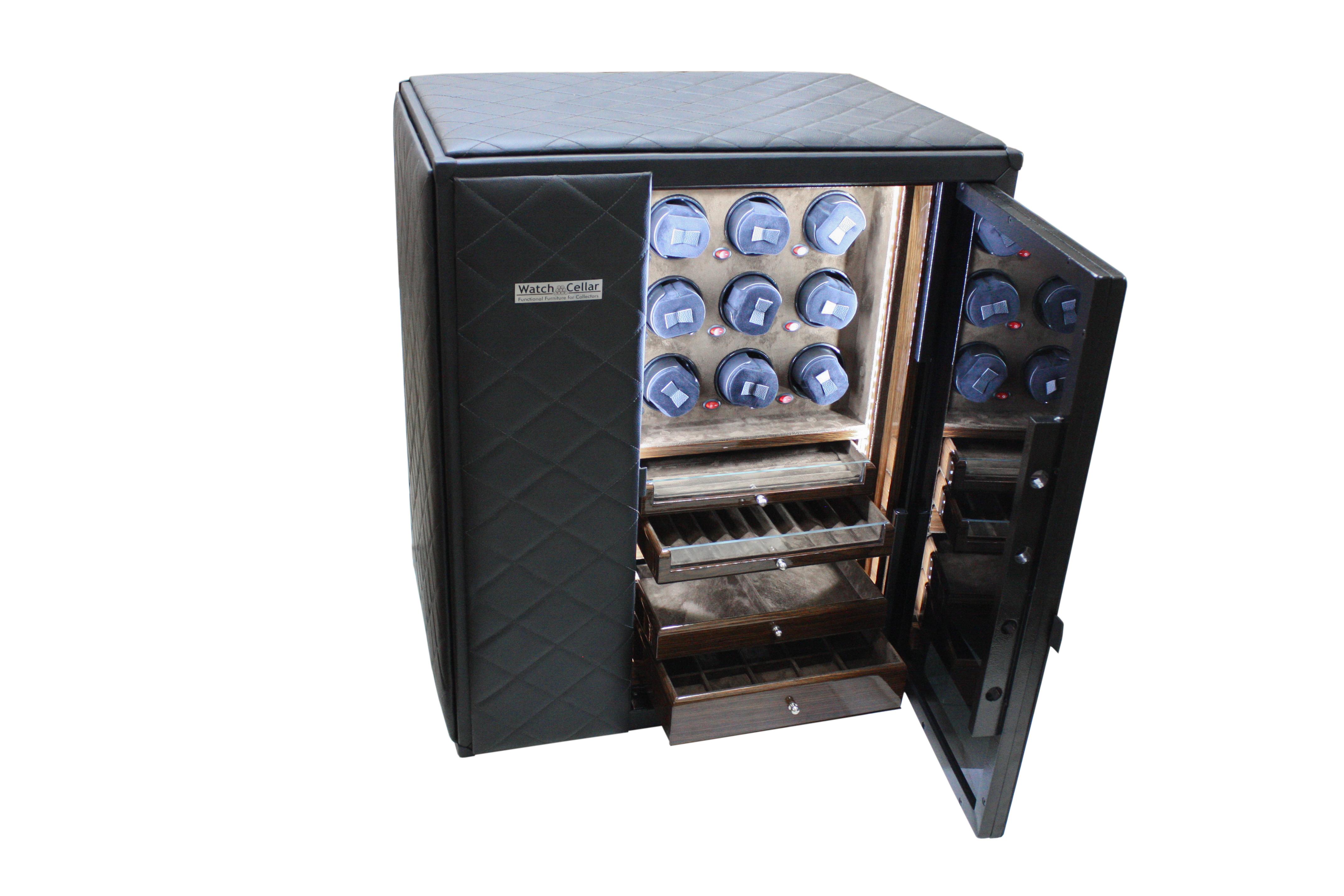 Custom Safe I – Watch Cellar